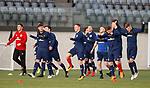 19.3.2018: Scotland u21 training:<br /> Scotland under 21 training, Greg Docherty
