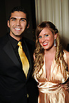 Christian Craioveanu and Jessica Pipes at the Children's Museum Gala at The Corinthian Saturday Oct. 13,2012.(Dave Rossman photo)