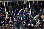 Uppsala 2013-11-13 Bandy Elitserien IK Sirius - IFK Kung&auml;lv :  <br /> Sirius suporters p&aring; huvudl&auml;ktaren p&aring; Studenternas<br /> (Foto: Kenta J&ouml;nsson) Nyckelord:  supporter fans publik supporters