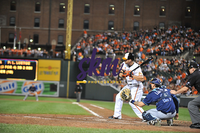 The birds remain ahead of the Rays in the chase for a wild card when they defeated Tampa Bay 9-2 Tuesday night at Camden Yards.The birds remain ahead of the Rays in the chase for a wild card when they defeated Tampa Bay 9-2 Tuesday night at Camden Yards.
