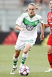 VfL Wolfsburg's Tessa Wullaert during UEFA Women's Champions League 2015/2016 Final match.May 26,2016. (ALTERPHOTOS/Acero)