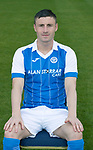 St Johnstone FC Season 2017-18 Photocall<br />Michael O&rsquo;Halloran<br />Picture by Graeme Hart.<br />Copyright Perthshire Picture Agency<br />Tel: 01738 623350  Mobile: 07990 594431