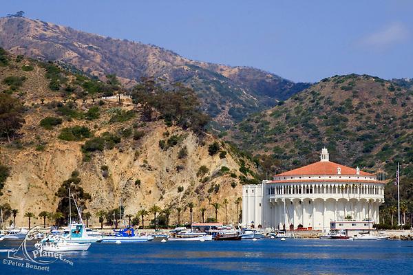 Avalon, Catalina Island, California, USA