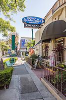 The Cellar Restaurant at Villa Del Sol on Harbor Blvd in Fullerton