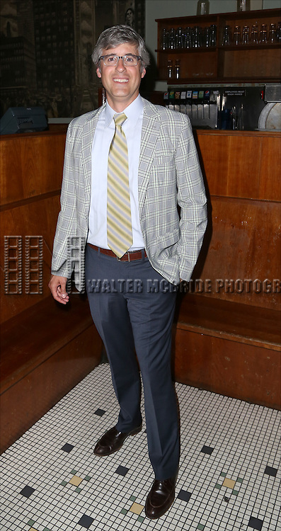 Mo Rocca attends the After Party for the One Night Only 10th Anniversary Concert of 'The 25th Annual Putnam County Spelling Bee' at Town Hall on July 6, 2015 in New York City.