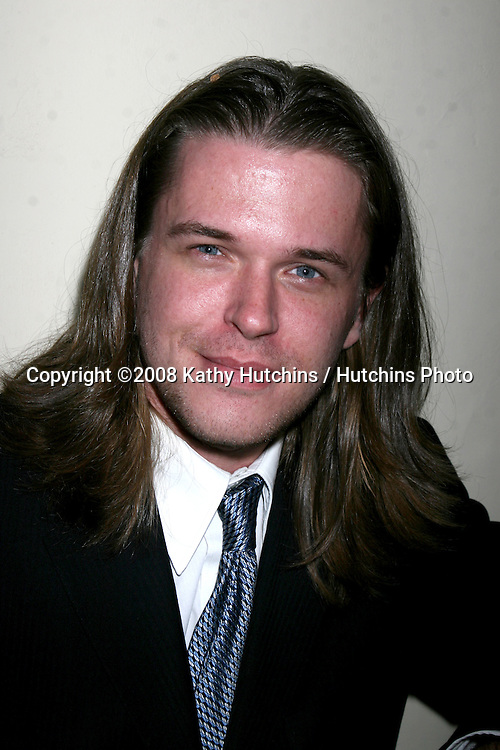 ***EXCLUSIVE***.David Tom   at Heather Tom's Annual Christmas Party at her home in Glendale, CA on December 13, 2008.©2008 Kathy Hutchins / Hutchins Photo..EXCLUSIVE..                .