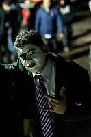 CIUDAD DE MEXICO, D.F. 25 de octubre.- Kiss Godínez en el  el festival de música Hell and Heaven en el Autódromo Hermanos Rodríguez de la Ciudad de México, el 25 de octubre de 2014.  FOTO: ALEJANDRO MELÉNDEZ
