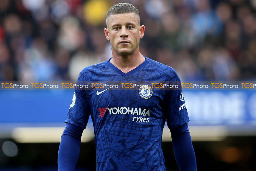 Ross Barkley of Everton during Chelsea vs Everton, Premier League Football at Stamford Bridge on 8th March 2020