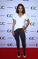 13 April 2019 - Las Vegas, NV - Leslie-Ann Brandt. 2019 ClexaCon Cocktails for Change at The Tropicana Hotel. <br /> CAP/ADM/MJT<br /> &copy; MJT/ADM/Capital Pictures