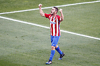 Atletico de Madrid's Koke Resurrecccion celebrates goal during La Liga match. March 19,2017. (ALTERPHOTOS/Acero) /NORTEPHOTO.COM
