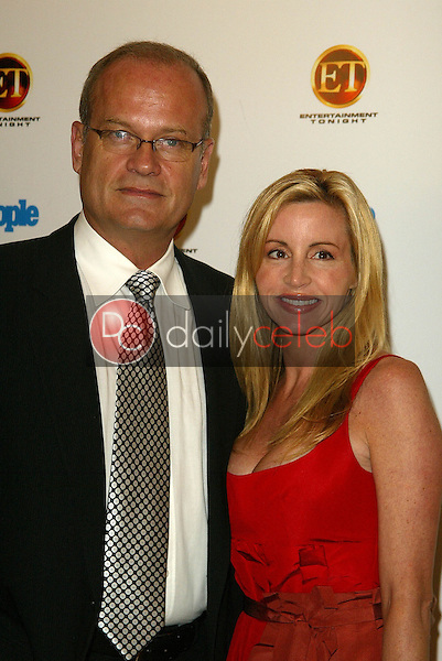 Kelsey Grammer and friend<br />