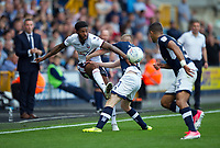 Bolton Wanderers' Mark Little in action during today&sbquo;&Auml;&ocirc;s game<br /> <br /> Photographer Ashley Western/CameraSport<br /> <br /> The EFL Sky Bet Championship - Millwall v Bolton Wanderers - Saturday August 12th 2017 - The Den - London<br /> <br /> World Copyright &not;&copy; 2017 CameraSport. All rights reserved. 43 Linden Ave. Countesthorpe. Leicester. England. LE8 5PG - Tel: +44 (0) 116 277 4147 - admin@camerasport.com - www.camerasport.com