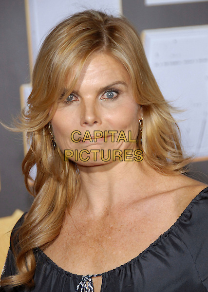 "MARIEL HEMMINGWAY.attends The Touchstone Pictures' World Premiere of ""Wild Hogs"" held at The El Capitan Theatre in Hollywood, California, USA, February 27 2007. .portrait headshot funny face.CAP/DVS .©Debbie VanStory/Capital Pictures"