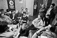 1981, ABN WTT, Persconferentie met Eric Wilborts