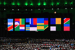 General view, <br /> SEPTEMBER 18, 2016 : Closing Ceremony at Maracana <br /> during the Rio 2016 Paralympic Games in Rio de Janeiro, Brazil. <br /> (Photo by AFLO SPORT)