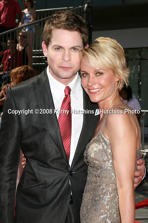 Trent Dawson & Date arriving at the Daytime Emmys 2008 at the Kodak Theater in Hollywood, CA on.June 20, 2008.©2008 Kathy Hutchins / Hutchins Photo .