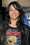 Michelle Rodriguez at the Machete premiere held at the Orpheum theatre in Los Angeles, Ca. August 25, 2010 © Fitzroy Barrett