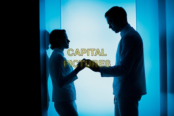 Equals (2015) <br /> Kristen Stewart, Nicholas Hoult<br /> *Filmstill - Editorial Use Only*<br /> CAP/KFS<br /> Image supplied by Capital Pictures