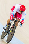 Denis Dmitriev of the Russia team competes in the Men's Sprint - Qualifying as part of the 2017 UCI Track Cycling World Championships on 14 April 2017, in Hong Kong Velodrome, Hong Kong, China. Photo by Chris Wong / Power Sport Images