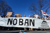 White House Travel Ban Protest