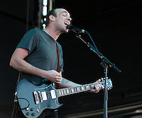 Sunny Day Real Estate performing at the Soundwave Festival, Melbourne Show Ground, 26 February 2010