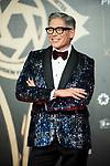 """Boris Izaguirre attend """"Iris Academia de Television' awards at Nuevo Teatro Alcala, Madrid, Spain. <br /> November 18, 2019. <br /> (ALTERPHOTOS/David Jar)"""