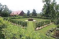 Mount Vernon Colonial Garden