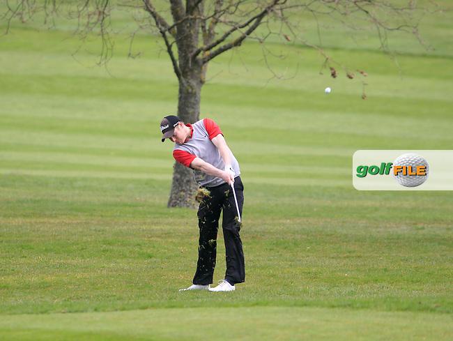 Pierce Kiernan (Delgany) during the Headfort Scratch Cup, Kells, Co Meath 21/4/13.Picture: Thos Caffrey www.golffile.ie...