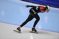 SCHAATSEN: HEERENVEEN: Thialf, World Cup, 02-12-11, 5000m B, Brittany Schussler CAN, ©foto: Martin de Jong