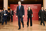 "King Felipe VI of Spain and Queen Letizia during the concert ""In Memoriam"" in honor of the victims of terrorism at  Auditorio Nacional de Musica in Madrid. March 08, 2017. (ALTERPHOTOS/Borja B.Hojas)"