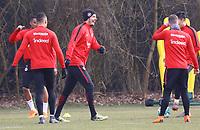 06.03.2018: Eintracht Frankfurt Training