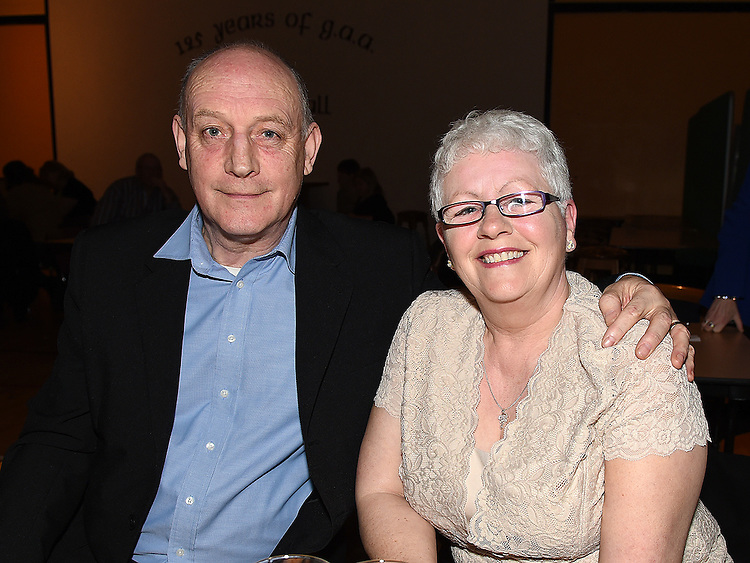 Noel and Marie Cowley pictured at the 60's night in O'Raghallaighs. Photo:Colin Bell/pressphotos.ie