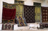 Europe/Turquie/Antalya : Marchand de tapis