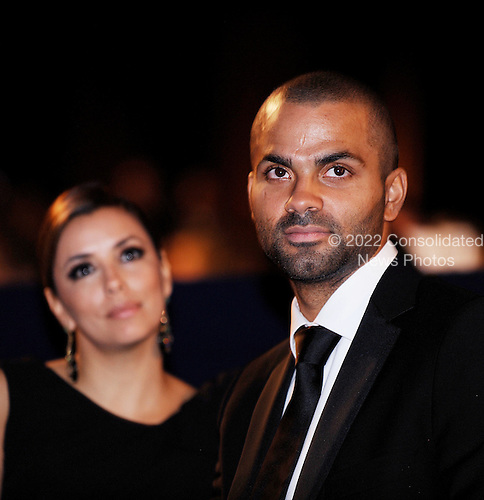 Eva Longoria and Tony Parker attend the Congressional Hispanic Caucus Institute's 33rd Annual Awards Gala at the Washington Convention Center in Washington D.C., Wednesday, September 15 2010..Credit: Olivier Douliery / Pool via CNP