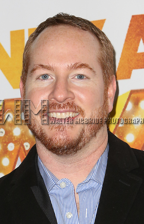 Darren Goldstein attends the Re-Opening Night of 'It's Only A Play'  at the Bernard B. Jacobs Theatre on January 23, 2014 in New York City.