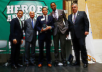 Boston Celtics Heroes Among Us
