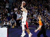 2018.01.17 EuroLeague Real Madrid VS Baskonia