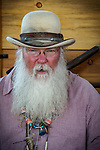 Mountain Man, Friday at the 80th Amador County Fair, Plymouth, Calif.<br /> .<br /> .<br /> .<br /> .<br /> #AmadorCountyFair, #1SmallCountyFair, #PlymouthCalifornia, #TourAmador, #VisitAmador