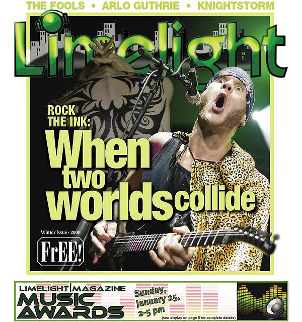 Limelight Magazine - Winter 2008