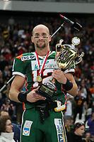 MVP Jeff Welsh (Kiel)