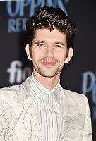 LOS ANGELES, CA - NOVEMBER 29: Ben Whishaw attends the Premiere Of Disney's 'Mary Poppins Returns' at El Capitan Theatre on November 29, 2018 in Los Angeles, California.<br /> CAP/ROT/TM<br /> &copy;TM/ROT/Capital Pictures