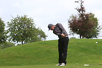 Michael Shiel (Athenry) on the 10th tee during Round 3 of the Connacht Stroke Play Championship at Athlone Golf Club Sunday 11th June 2017.<br /> Photo: Golffile / Thos Caffrey.<br /> <br /> All photo usage must carry mandatory copyright credit     (&copy; Golffile | Thos Caffrey)