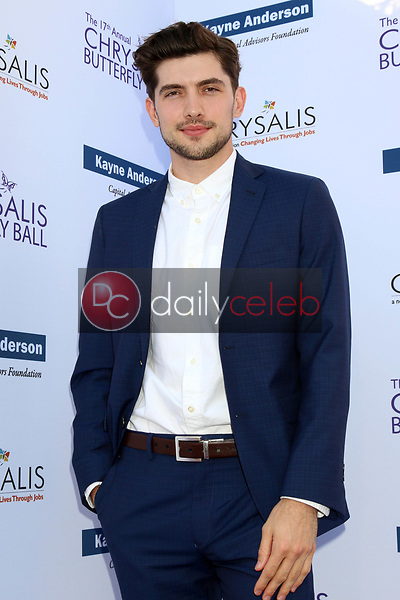Carter Jenkins<br /> at the 17th Annual Chrysalis Butterfly Ball, Private Residence, Los Angeles, CA 06-02-18<br /> David Edwards/DailyCeleb.com 818-249-4998