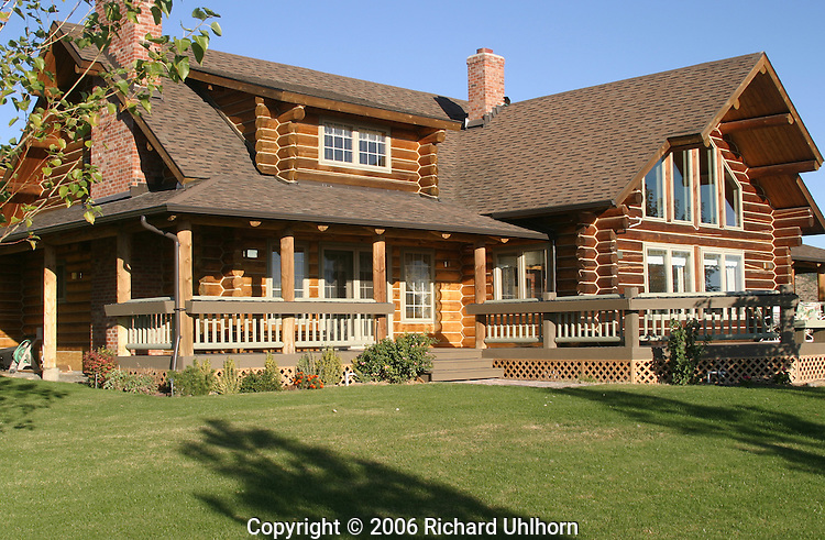 This home is located in Chelan Trails high above Lake Chelan and has a sweeping view of the lower valley. A perfect home for the winter dweller who likes to snowmobile.