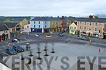 Killorglin Community CCTV scheme who will be installing CCTV cameras in Killorglin observing the view one of the cameras will have on Tuesday   Copyright Kerry's Eye 2008