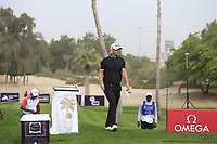 Bernd Wiesberger (AUT) on the 4th tee during Round 1 of the Omega Dubai Desert Classic, Emirates Golf Club, Dubai,  United Arab Emirates. 24/01/2019<br /> Picture: Golffile | Thos Caffrey<br /> <br /> <br /> All photo usage must carry mandatory copyright credit (&copy; Golffile | Thos Caffrey)
