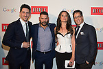 WASHINGTON, DC - MAY 2: The cast of Scandal attending the Google and Netflix party to celebrate White House Correspondents' Dinner on May 2, 2014 in Washington, DC. Photo Credit: Morris Melvin / Retna Ltd.