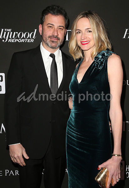 05 January 2019 - Los Angeles, California - Jimmy Kimmel, Molly McNearney. Sean Penn CORE Gala: Benefiting the organization formerly known as J/P HRO & Its Life-Saving Work Across Haiti & the World held at Wiltern Theater. Photo Credit: Faye Sadou/AdMedia