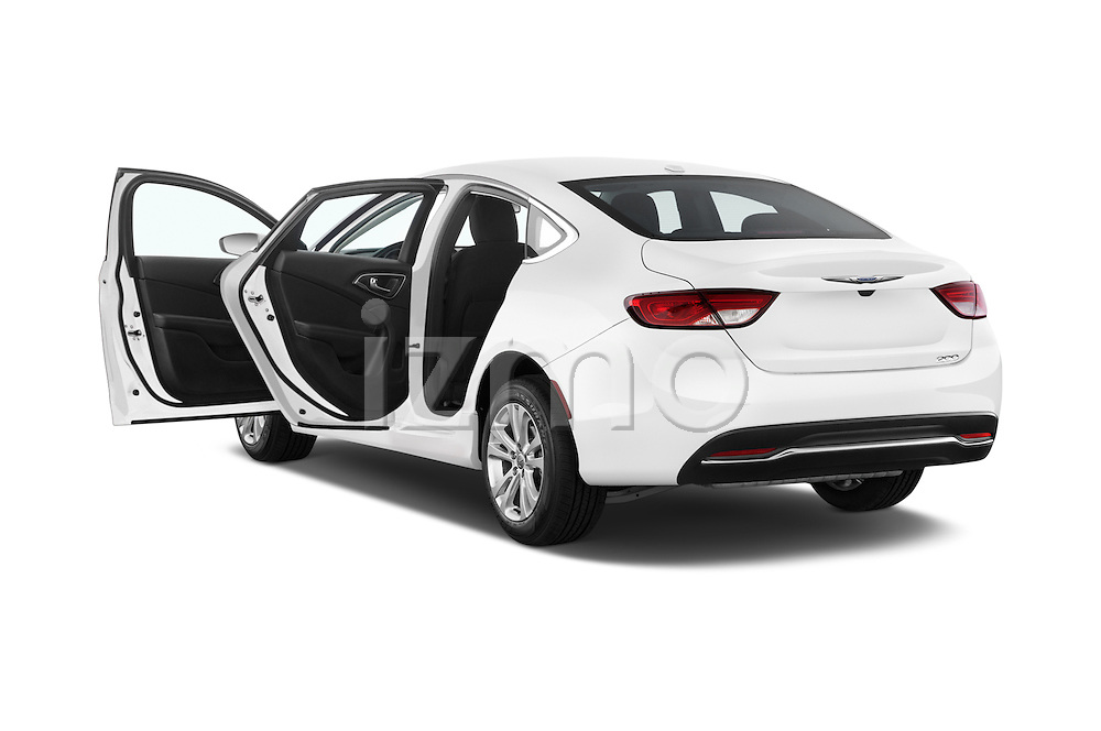 Car images of a 2015 Chrysler 200 Limited 4 Door Sedan 2WD Doors