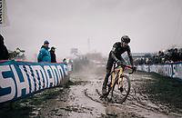 Jim Aernouts (BEL/Telenet Fidea Lions)<br /> <br /> Elite Men's Race<br /> Belgian National CX Championschips<br /> Kruibeke 2019